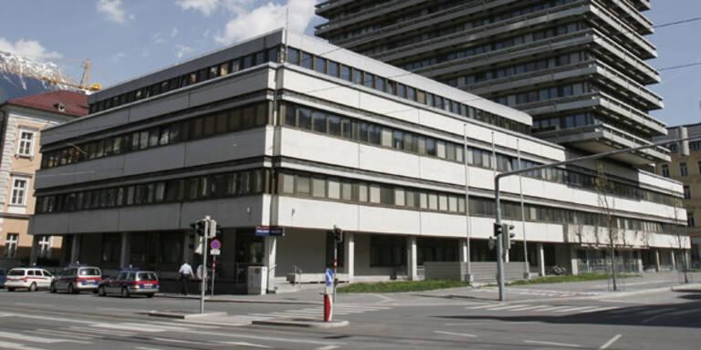 Acht Jahre Haft nach Banküberfall in Innsbruck