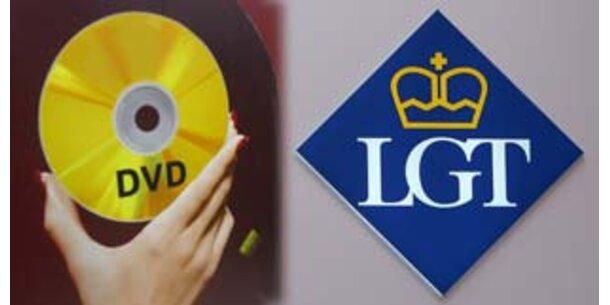 Viele Österreicher auf Daten-DVD aus Liechtenstein