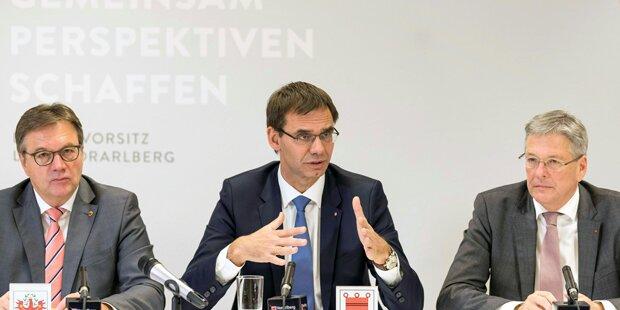 Länder wollen Kompetenzen mit Bund neu regeln