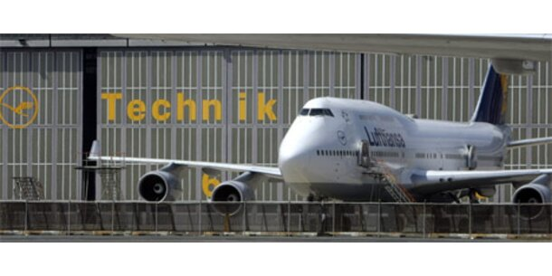 Erste Bewegung im Lufthansa-Streit