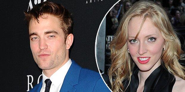 Pattinsons Schwester bei
