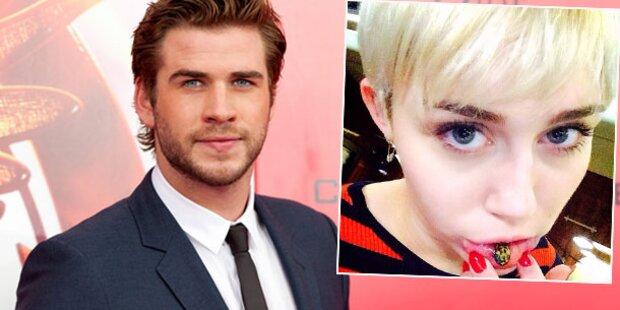 Liam Hemsworth findet Miley lächerlich