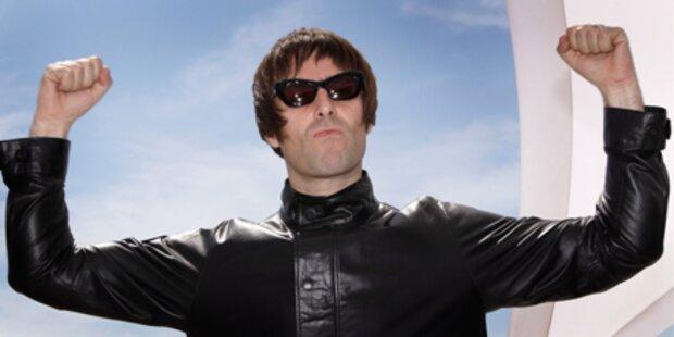 Neue Band: Liam Gallagher startet durch