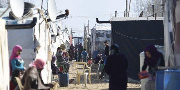 Österreich zahlt am meisten in EU-Syrien-Fonds