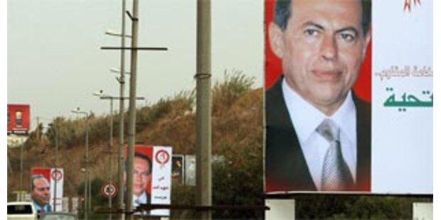 Präsidenten-Wahl im Libanon erneut vertagt