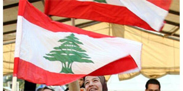 Wahl des Staatspräsidenten im Libanon verschoben