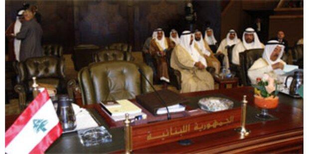 Arabische Liga drängt Beirut zur Präsidentenwahl