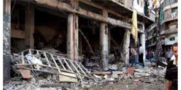 2 Tote bei schwerer Explosion im Libanon