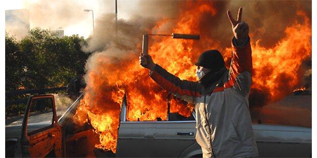 Streik in Beirut vorerst beendet