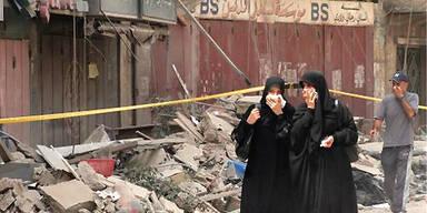 Viele Teile des Libanons liegen in Schutt und Asche.