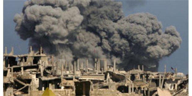 Drei Tote bei Kämpfen im Flüchtlingslager