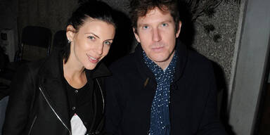 Liberty Ross, Christopher Taylor
