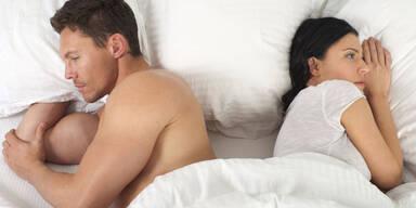 Keine Lust auf Sex? Die möglichen Ursachen