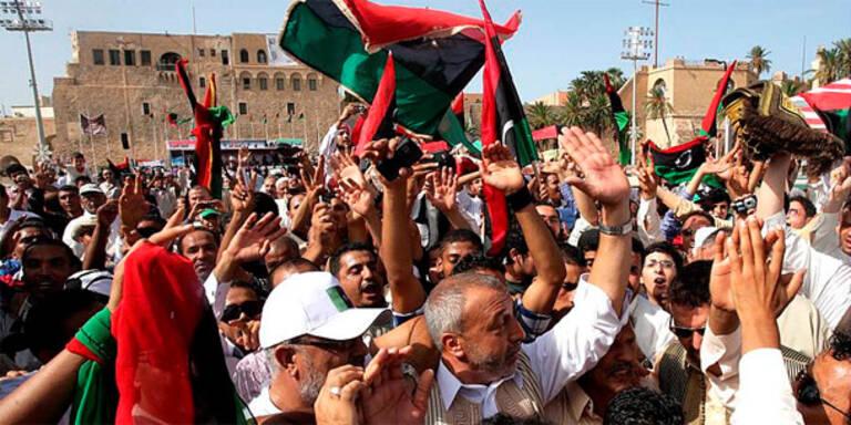 """Libyen nun offiziell """"befreit"""""""