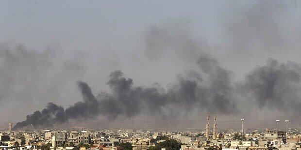 23 Ägypter bei Raketenangriff getötet