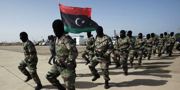 400.000 in Libyen auf der Flucht