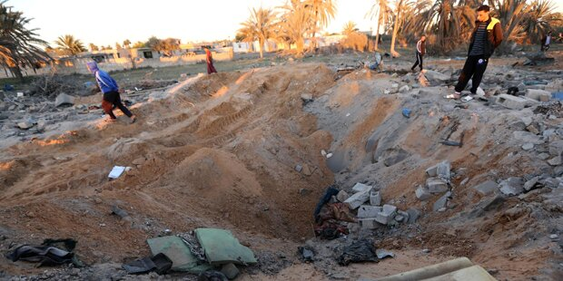 Zwei Serben bei US-Luftangriff getötet