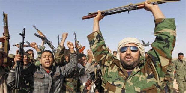 Proteste erreichen Hauptstadt Tripolis