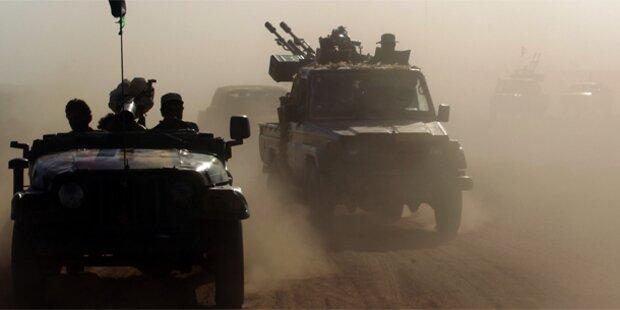 Libyen: Armee löst Milizen in Tripolis ab