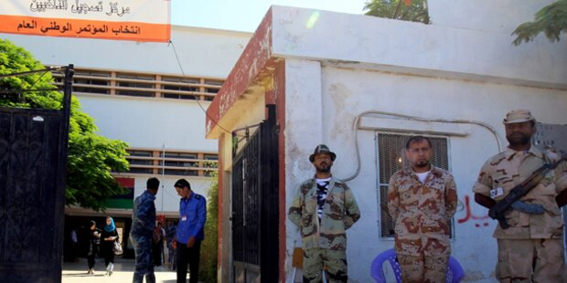 Bis zu 5 Austro-Polizisten nach Libyen