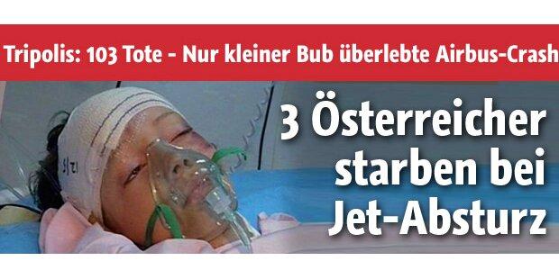 2 Österreicher starben bei Jet-Absturz