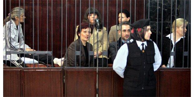EU fordert Freilassung der zum Tode Verurteilten