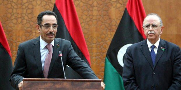 Libysches Parlament für illegal erklärt