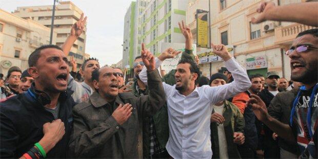 Mehrere Tote bei Kämpfen in Libyen