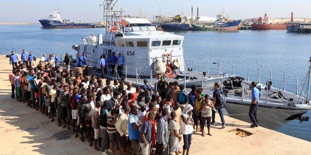 Über hundert Personen vor Libyens Küste vermisst