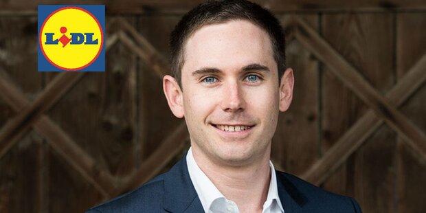 Alessandro Wolf wird neuer Lidl-Chef