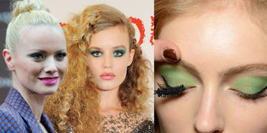 Make-Up Farbtrends 2014