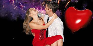 Countdown zum Traummann Silvester Flirt