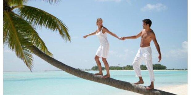 Statt der Scheidung in den Urlaub
