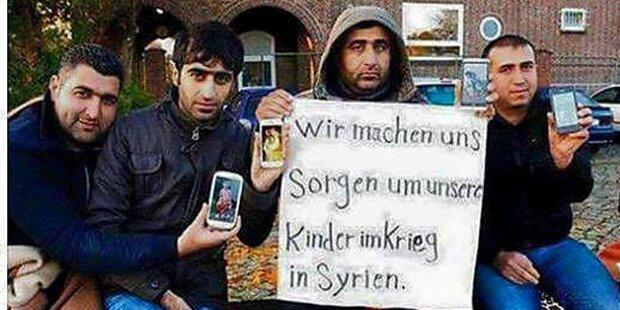 Wirbel um FPÖ-Posting über Flüchtlinge