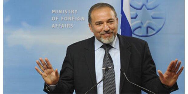 Israels Außenminister wirbt um Geduld