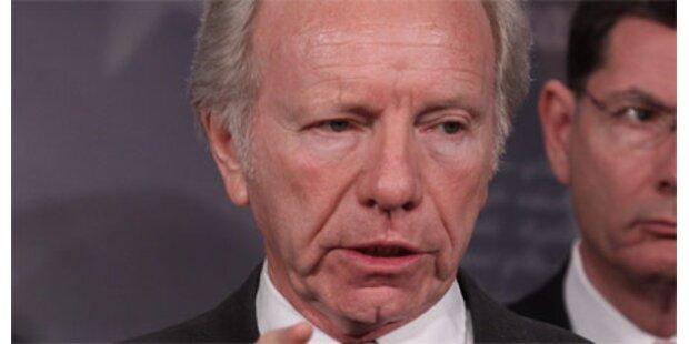 US-Senator droht Iran mit Militärschlag