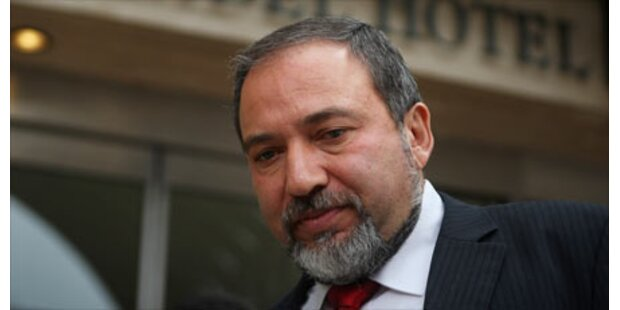 Israels Außenminister droht Palästinensern