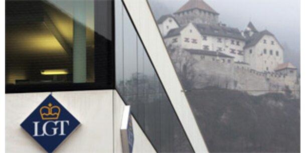 Politiker auf Liechtensteiner Steuer-CD