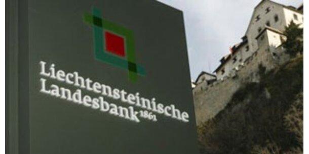 Erpressung gegen Liechtensteiner Landesbank