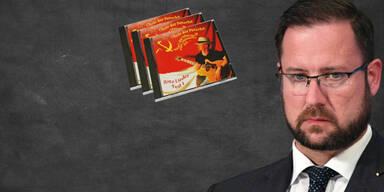 Liederbuch-Affäre: FPÖ empört sich über Liedgut der Sozialistischen Jugend