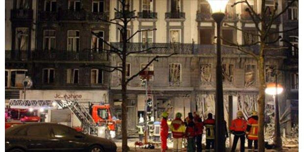 Zwölf Tote nach Explosion in Lüttich