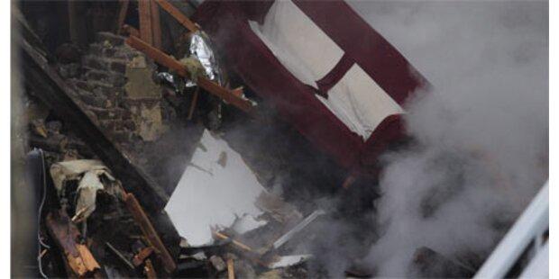 Schon 9 Tote nach Explosion in Lüttich