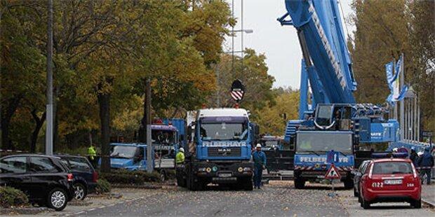Nach Öl-Unfall in Liesing - Wer ist schuld?