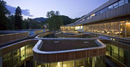 Neues Kurhaus in Bad Gleichenberg