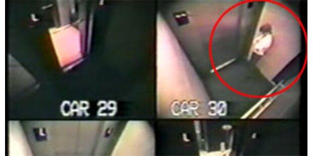 Mann steckte 41 Stunden im Lift fest