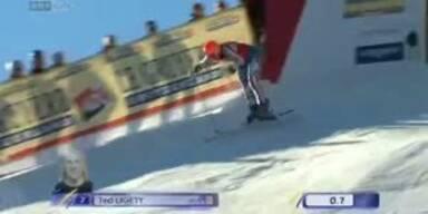 Riesentorlauf Adelboden, 1. DG, Ted Ligety