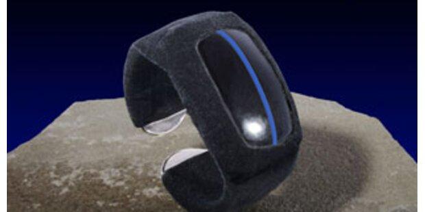 Armband steuert Computer