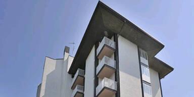 Österreicher stürzt von Hoteldach in Lignano ab