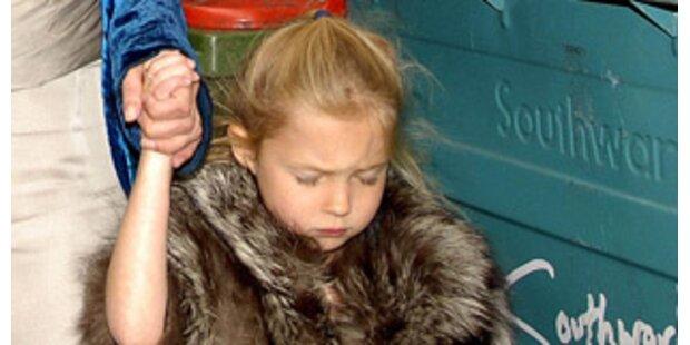 Kate Moss - Wie die Mutter so die Tochter