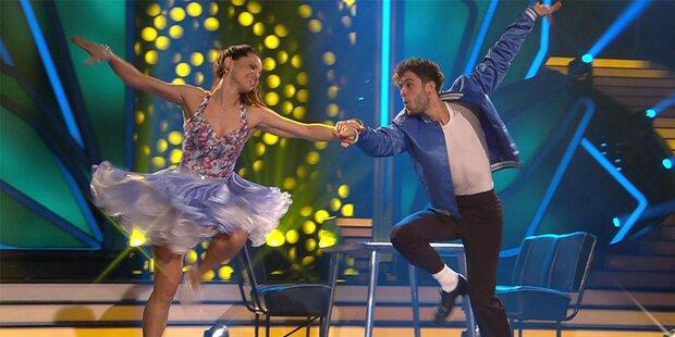 Lili Paul tanzt im Finale von